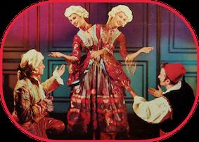 Mozart: Der Schauspieldirektor, Ciso fan tutte